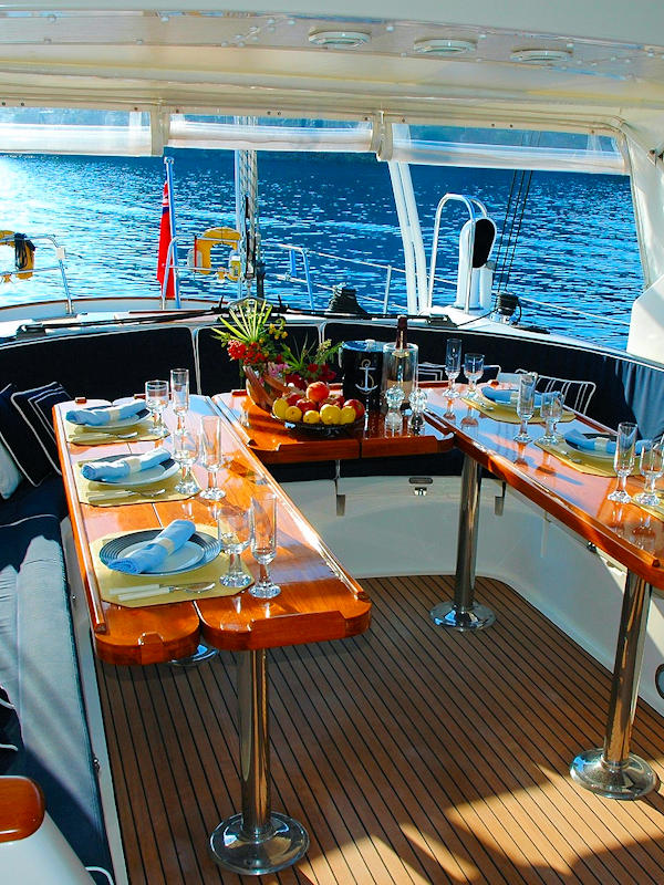 Luxury Yacht Marine Products