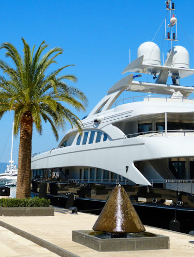 Luxury Yacht Sales And Service
